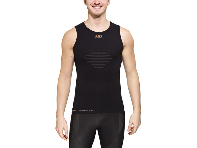X-Bionic Invent Light UW Sleeveless Shirt Herren black/anthracite